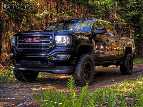 lifted gmc 2017 2017 gmc sierra 1500 pro comp series 36 zone suspension