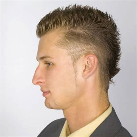Faux Cut Hairstyle by How To Cut A Faux Hawk