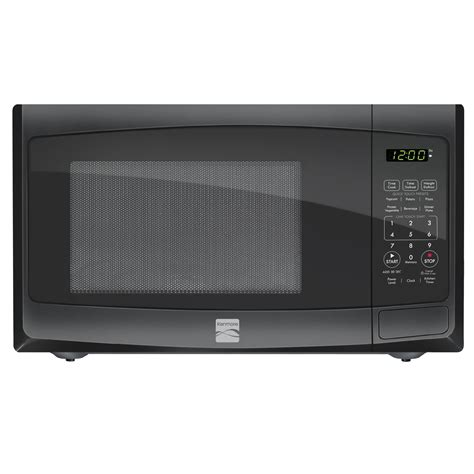Sears Countertop Microwave by Kenmore 73099 0 9 Cu Ft Countertop Microwave Black
