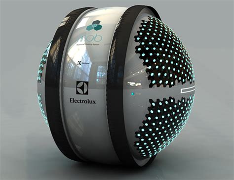 electrolux design contest mab robots housecleaning innovation flying mini robot cleaners win electrolux design lab 2013