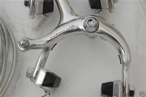 VeloBase.com - Component: Shimano BR-Z57, 105 Golden Arrow Z105