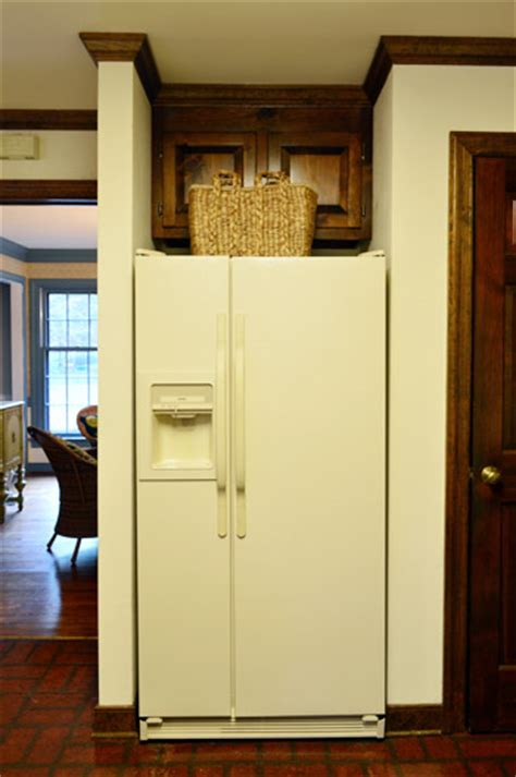Ideas For Above Kitchen Cabinet Space by Removing Some Kitchen Cabinets Amp Rehanging One Young
