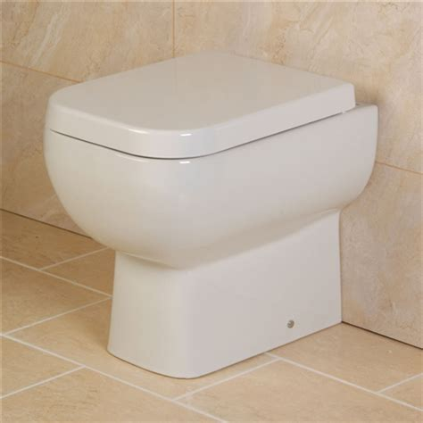 bathtub and toilet backing up maurina back to wall toilet inc luxury soft close seat