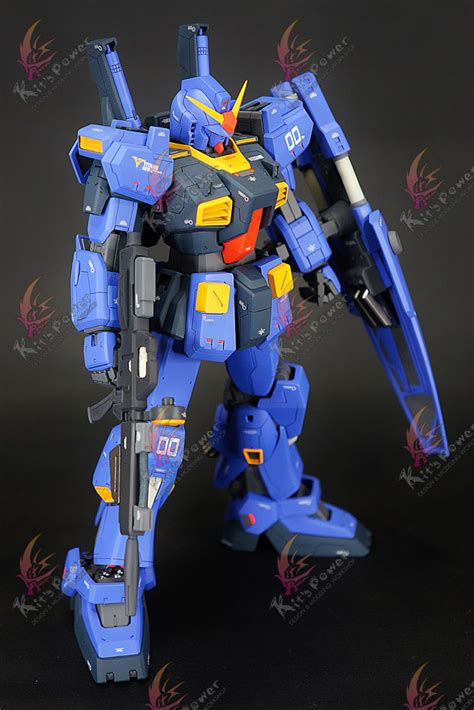 Mg Gundam X By Gundam Workshop mg 1 100 rx 178 gundam prototype mk ii x0 work by