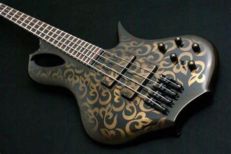 Handmade Bass - bass of the week aries basses senes custom bass