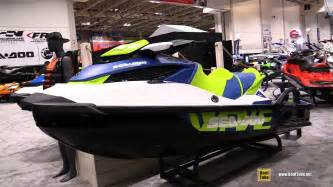 sea doo wake 230 jet boat 2017 sea doo wake pro 230 jet ski walkaround 2017