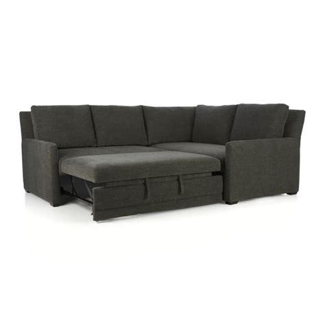 crate and barrel reclining sofa 1000 ideas about sectional sleeper sofa on