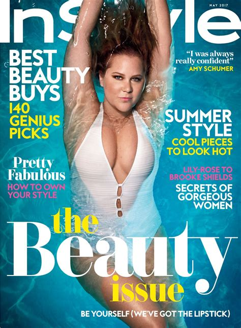magazine may 2017 amy schumer instyle magazine usa may 2017 issue