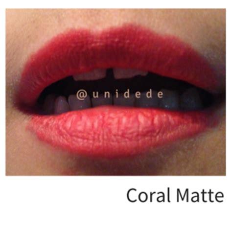 Lipstik Oriflame Matte the one unlimited matte lipstick dari oriflame