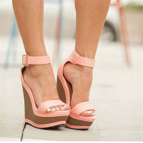Pretty Heels For Summer by 25 Best Ideas About Wedges Shoes On