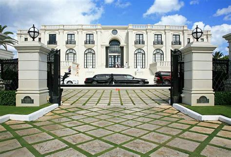 More Pics Of Alvin Malnik S Ocean Ridge Fl Mega Mansion Homes Of The Rich