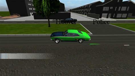 Ferrari 4 T Rig by Rigs Of Rods Drag Racing Online Crashing Flo Rida Good