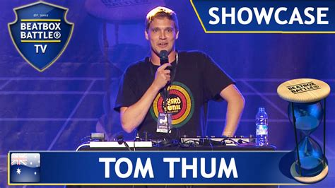 tutorial beatbox tom thum tom thum from australia showcase beatbox battle tv