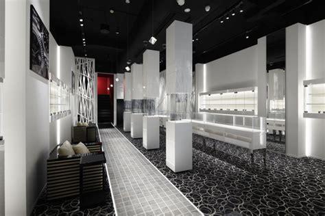evance luxury  shop  ichiro nishiwaki design
