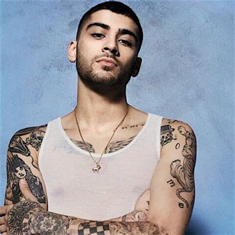zayn tattoo zayn malik gets mind of mine album title and new