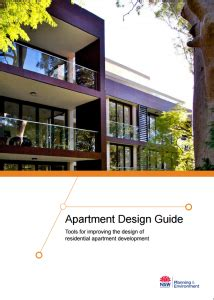 apartment design guide nsw apartment design guide centre for universal design