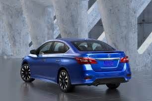 Nissan Sentra Review 2016 Nissan Sentra Look Review Motor Trend