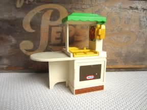vintage tikes kitchen dollhouse furniture