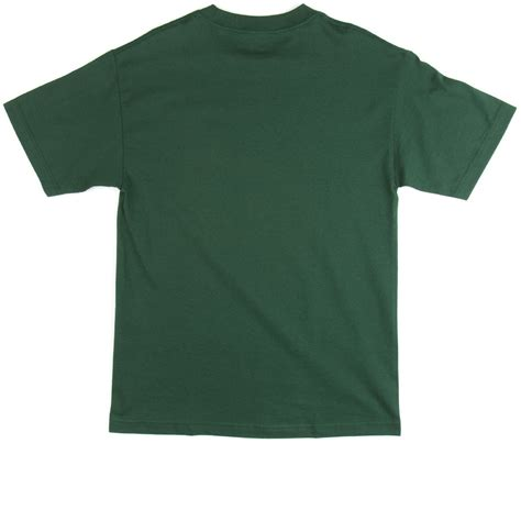 T Shirt Green supply co un polo t shirt green