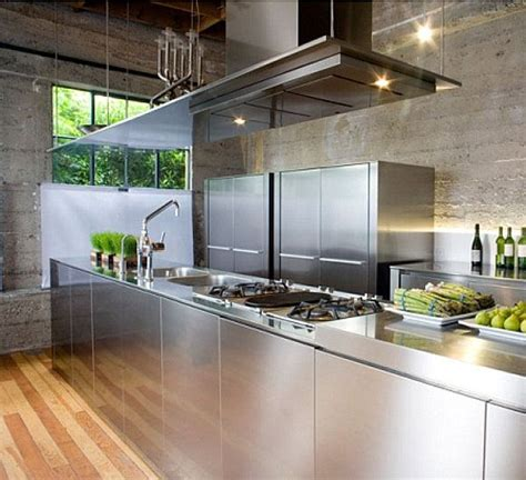 stainless steel home decor 25 best ideas about stainless steel kitchen on pinterest
