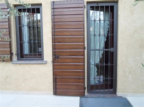 grate per porte inferriate di sicurezza per porte finestre e