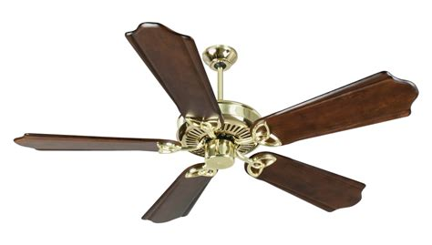 polished brass ceiling fans craftmade k10980 ceiling fan in polished brass with 56