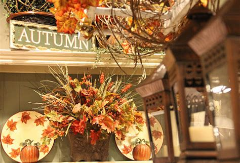 fall season decorations beautiful autumn d 233 cor for your walls