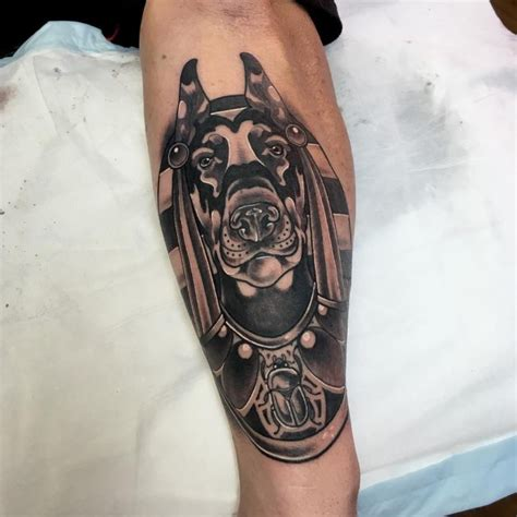 egyptian dog tattoo 85 anubis designs an symbol