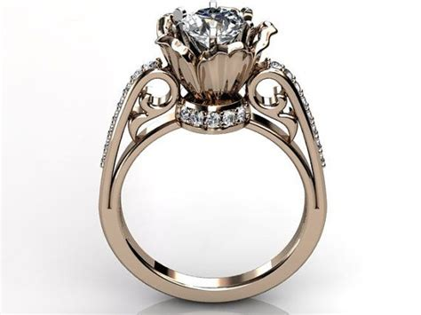 Wedding Rings That Look Like Flowers engagement rings that look like flowers engagement ring usa