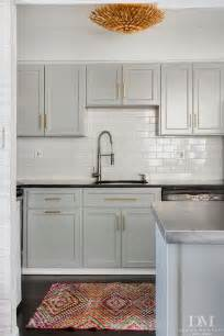 Gray Kitchen Cabinets Wall Color Kitchen Cabinet Paint Color Is Benjamin Moore Coventry