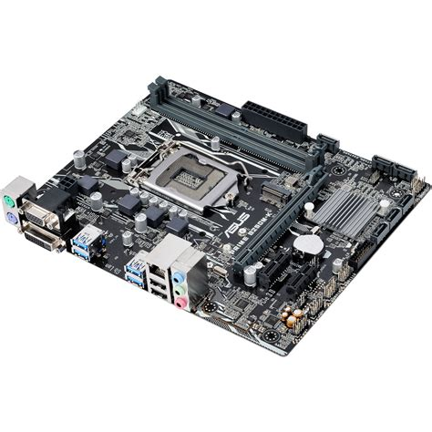 Motherboard Asus B250m A Prime Lga 1151 Asus Prime B250m K Lga 1151 Micro Atx Motherboard Prime