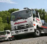 Automania Garage Services by Two Production 12 Tonne Isuzu Crew Cabs Go To Automania