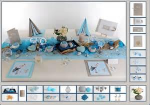taufe deko tisch 12 mustertisch in mintblau taupe tischdeko