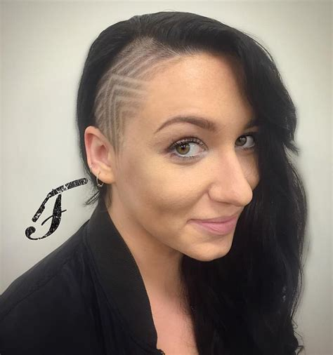 sidecuts hair 313 best images about sidecuts undercuts on pinterest
