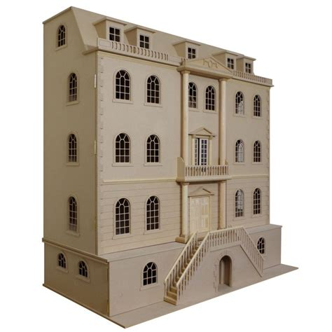 manor house dolls house downton manor dolls house kit latest design btk003