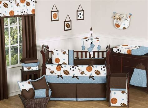 baby boy sports nursery ideas nursery sports theme thenurseries