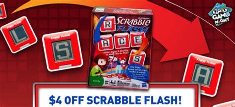 scrabble coupons 4 1 scrabble flash coupon bucktown bargains