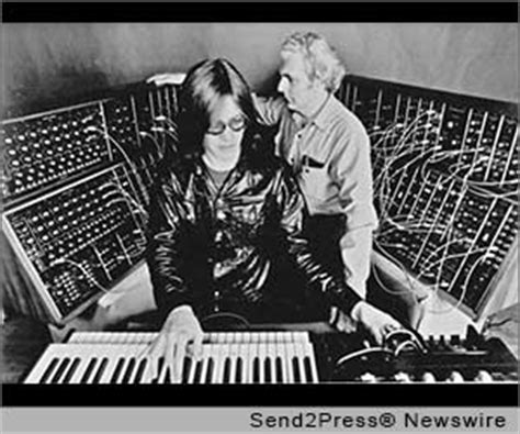 Legendary Synthesist by Legendary Synthesist Roger Powell Donates A Of