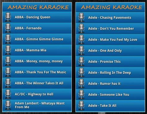 free download karaoke video songs with lyrics from youtube top 10 karaoke apps for android top apps