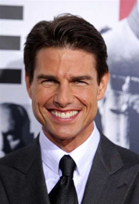 center part mens hairstly 15 best tom cruise short hair mens hairstyles 2018