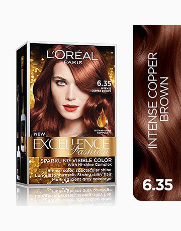 Excellence Fashion L Oreal by Excellence Fashion By L Oreal Products Beautymnl