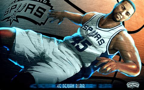 nba   san antonio spurs players cartoon artworks