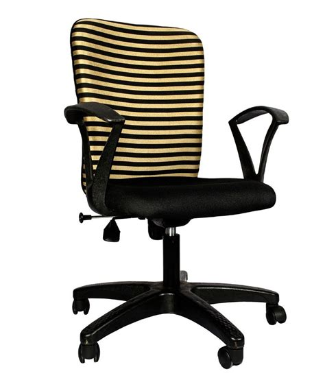 colorful office chairs india offer on hetal enterprises khaki compressed wood office