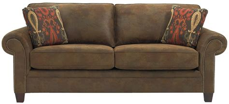 broyhill floral sofa with wood trim broyhill furniture travis transitional sofa with rolled