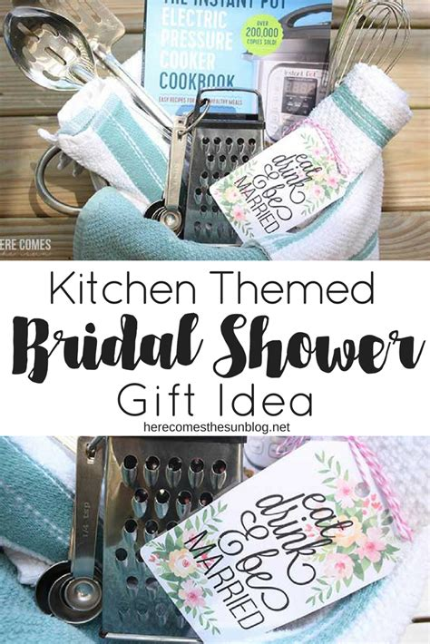 kitchen themed bridal shower ideas kitchen themed bridal shower gift idea here comes the sun