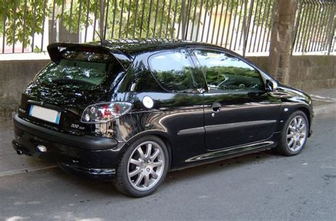 buy peugeot 206 peugeot 206 xs picture 14 reviews specs buy car