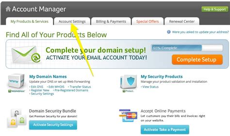 transferring  network solutions domain  squarespace