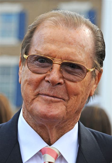 Roger Moore james bond star sir roger moore reveals he was a victim of