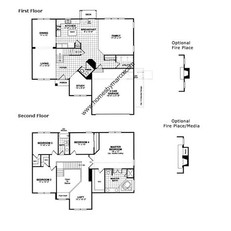 ryland floor plans ryland homes house plans house design plans ryland homes