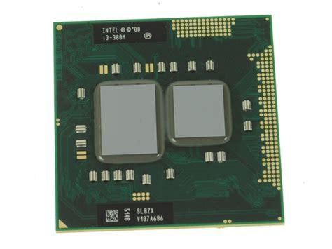 Dell Inspiron 13r I3 380m Extdvdrw intel i3 380m 2 53 ghz 3mb cache cpu processor slbzx